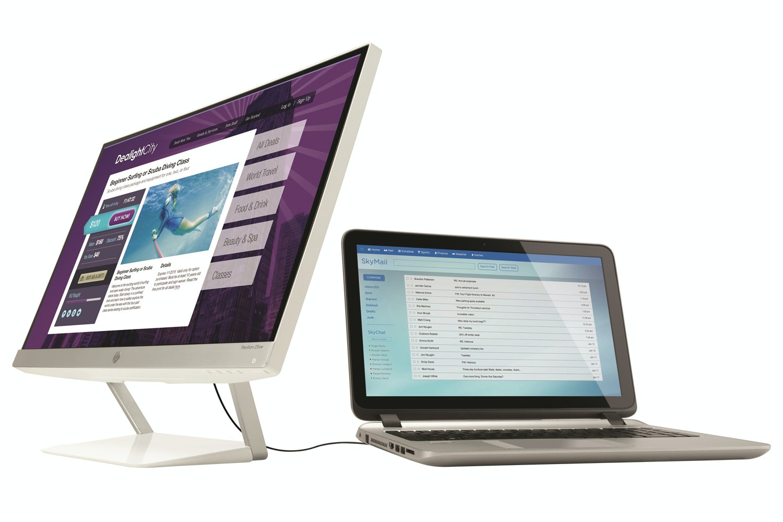 "HP Pavilion 24"" IPS Monitor"