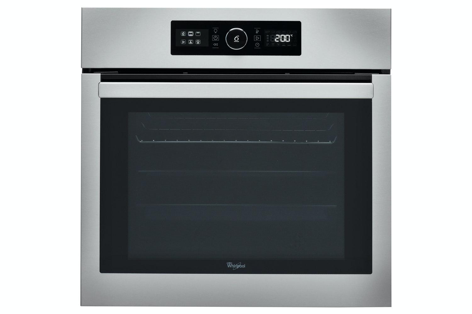 Whirlpool 6th Sense Single Oven | AKZ6270/IX
