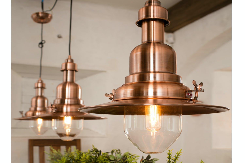 Fishermans Copper Light