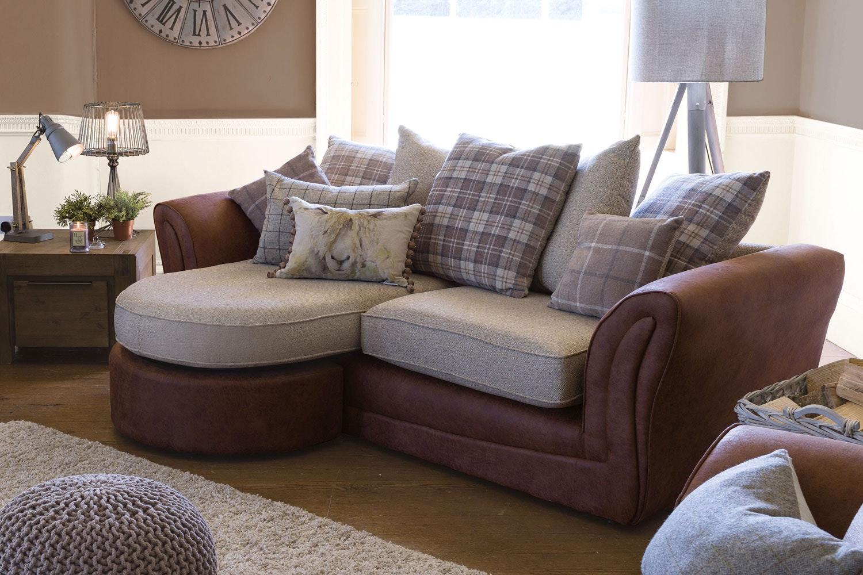 Ava Corner Sofa