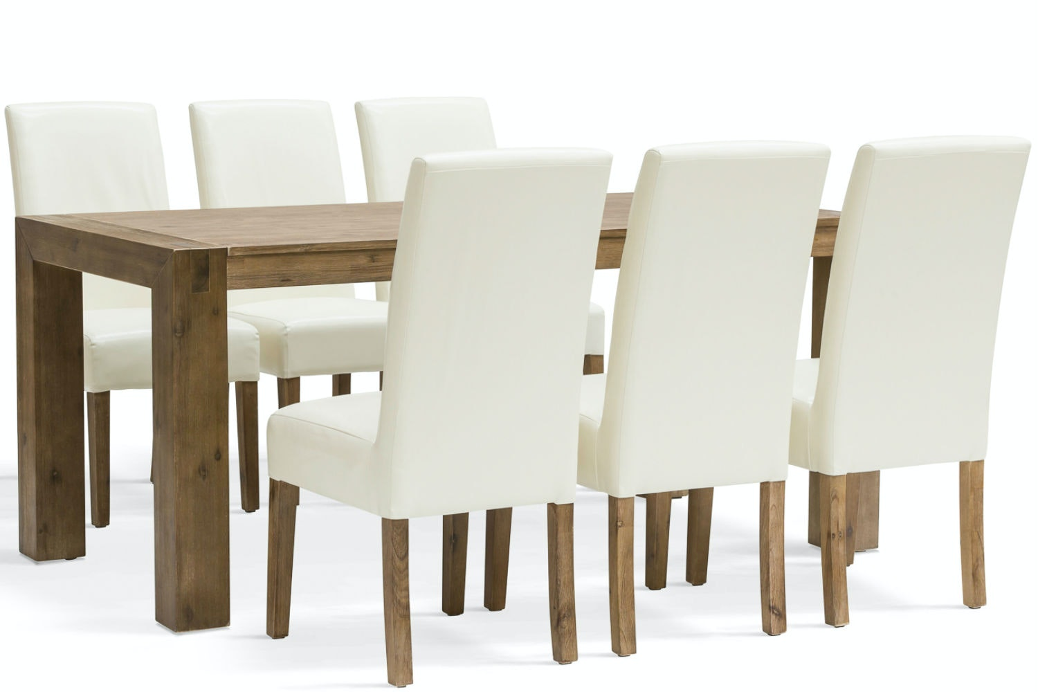 Hamburg 7-Piece Dining Set | Hamburg Chair