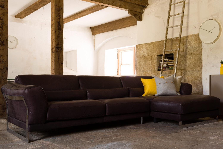 Giotto Chaise Sofa