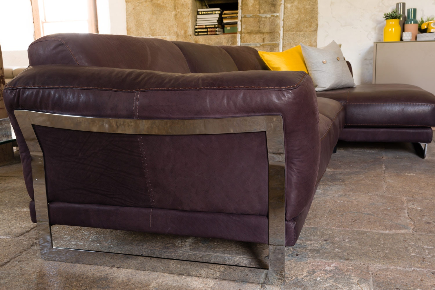 Giotto Chaise Sofa
