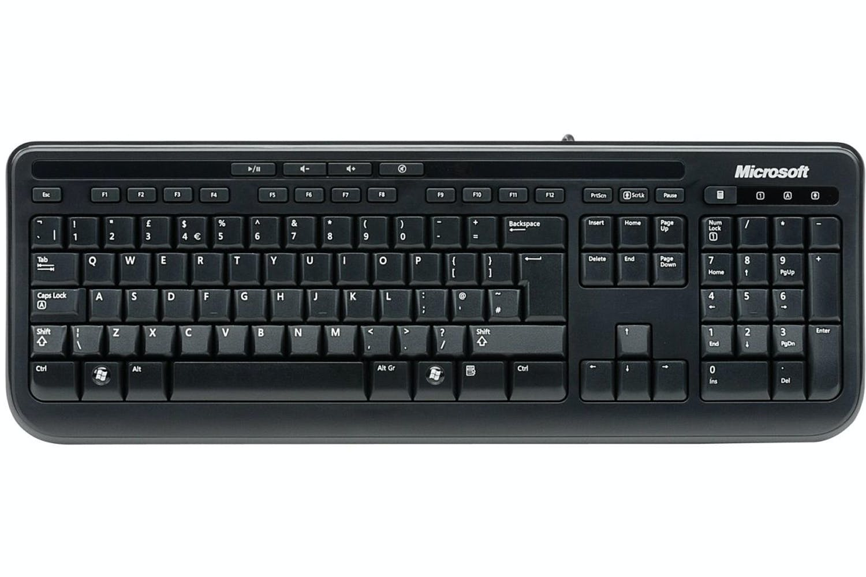 654dc4a644c Microsoft Wired Keyboard 600 | ANB-00006 | Ireland