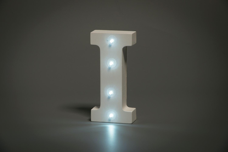Up In Lights Illuminated Letter | I