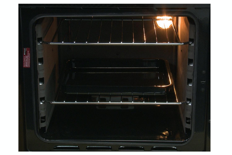 Hotpoint 60cm Gas Cooker | CH60GCIK | Black