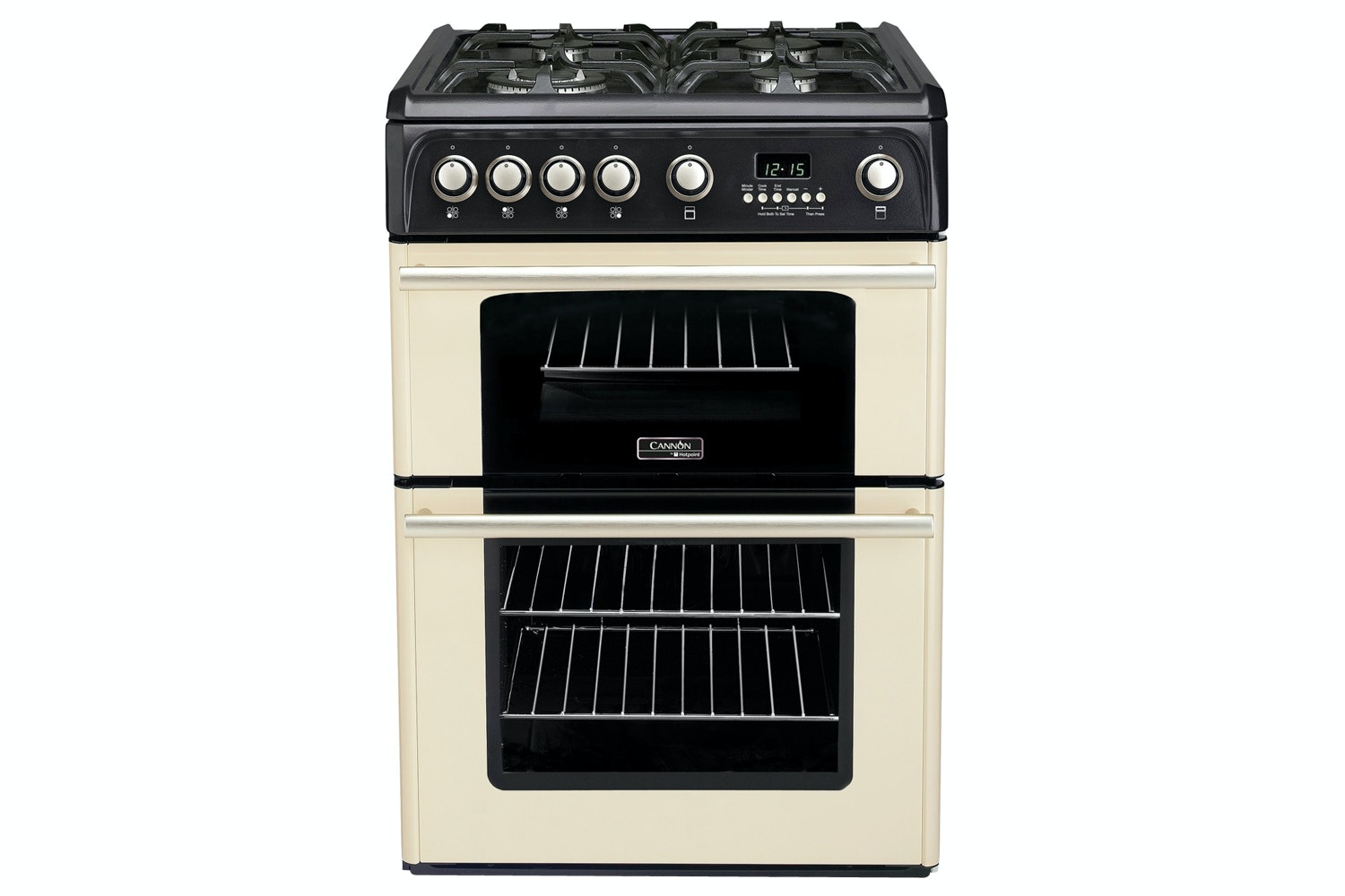 Hotpoint Cream 60cm Gas Cooker  CH60GPCF