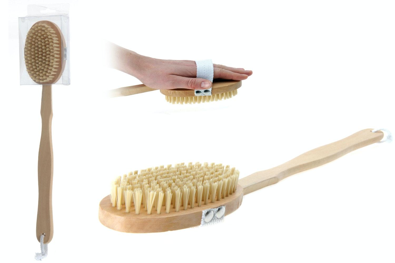Wooden Handled Brush