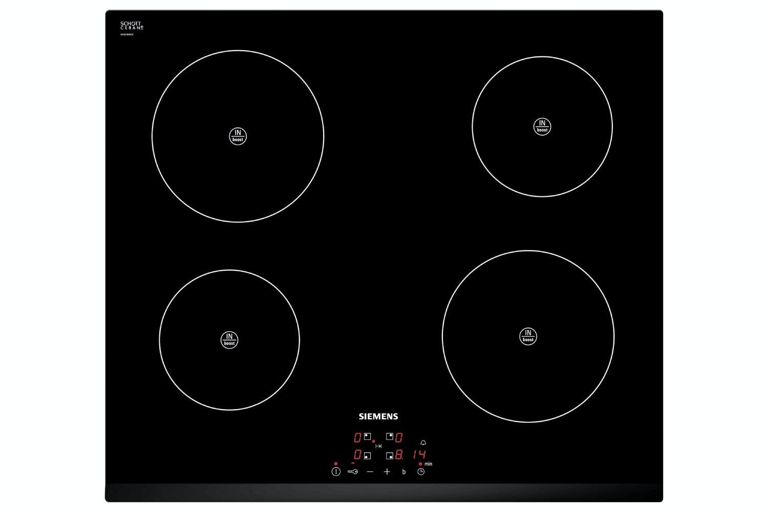 Siemens Induction Hob 60 cm | EH631BA68B