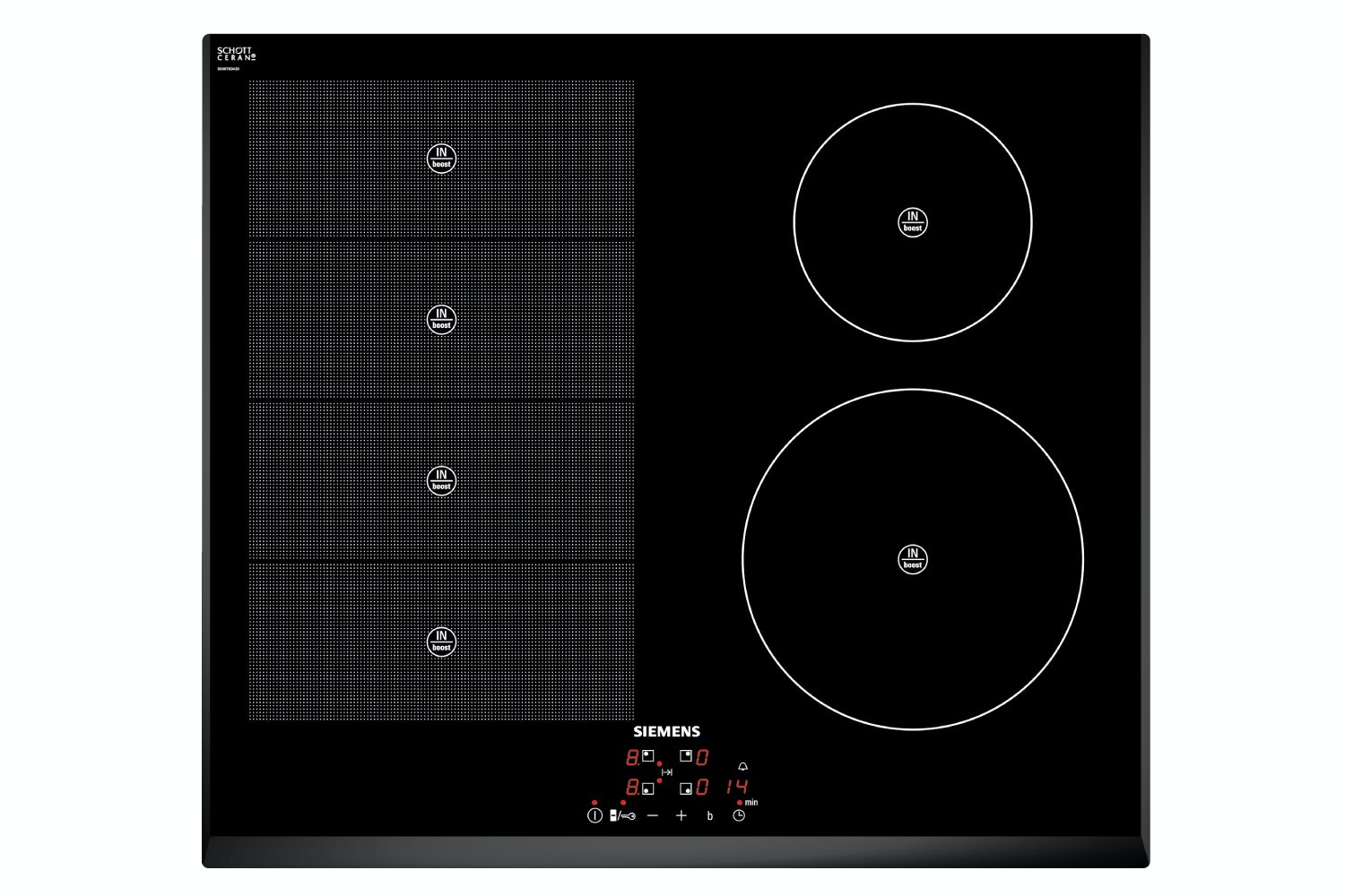 Siemens iQ300 flexInduction Hob  EH651BN17E