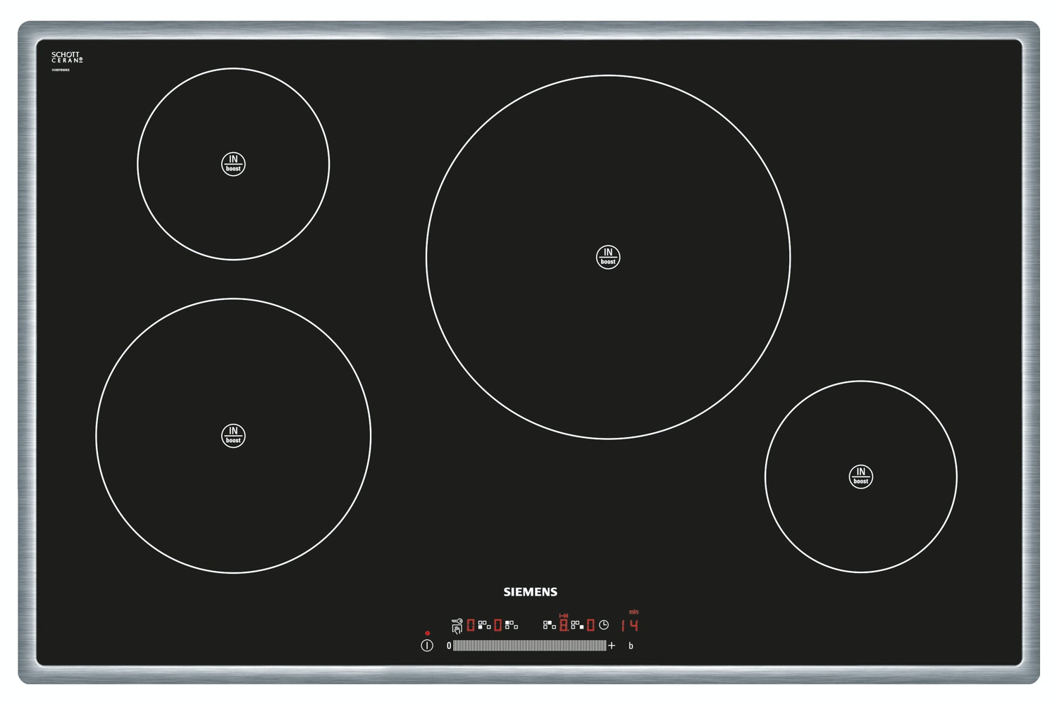 Siemens 80cm Induction Hob  EH845FL17E