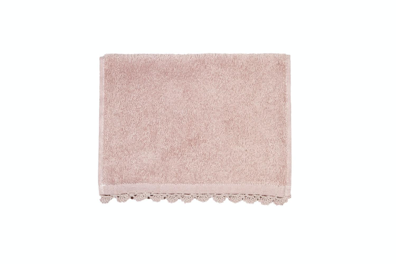 Laura Ashley Face Towel Crochet
