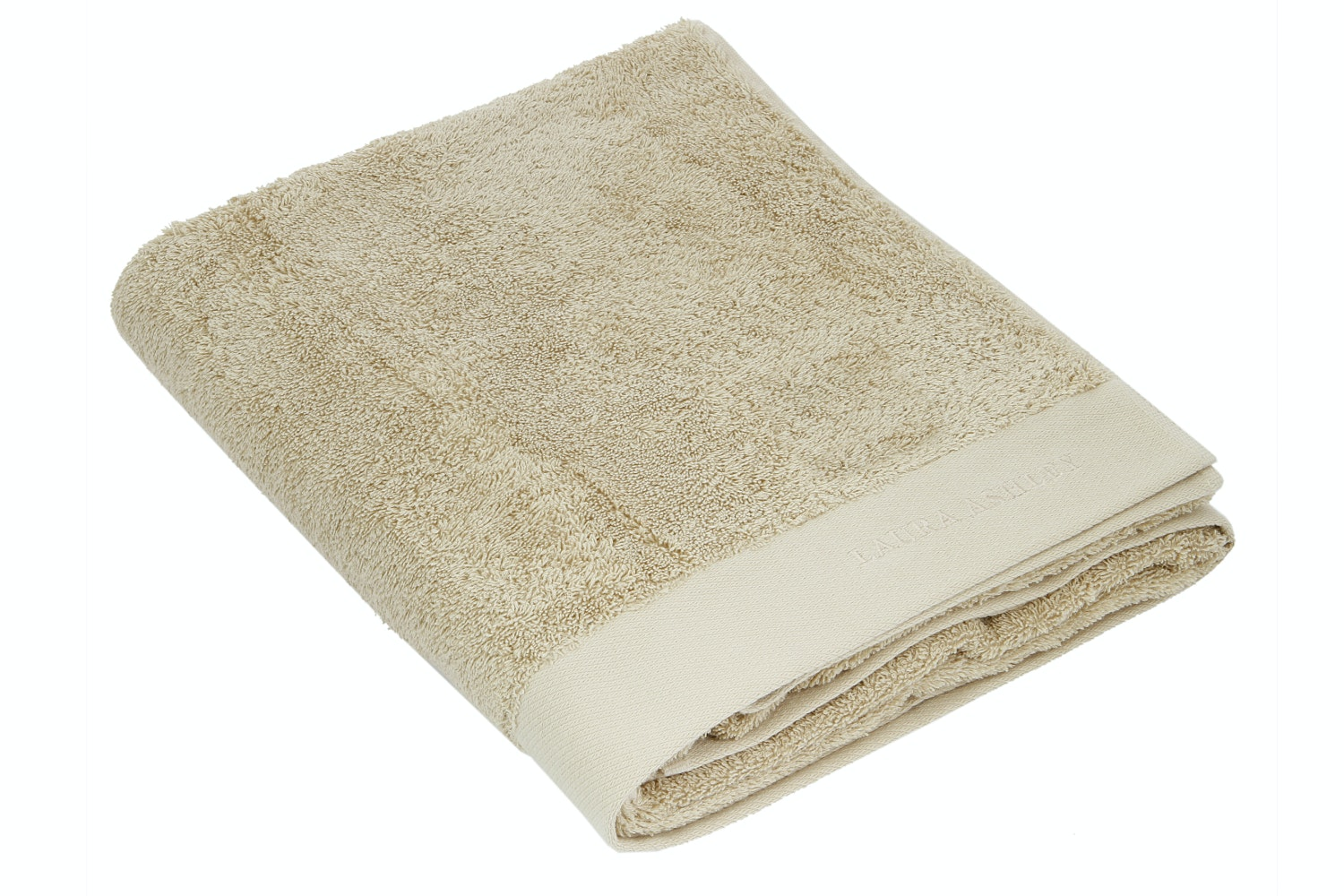 Laura Ashley Face Towel Grey