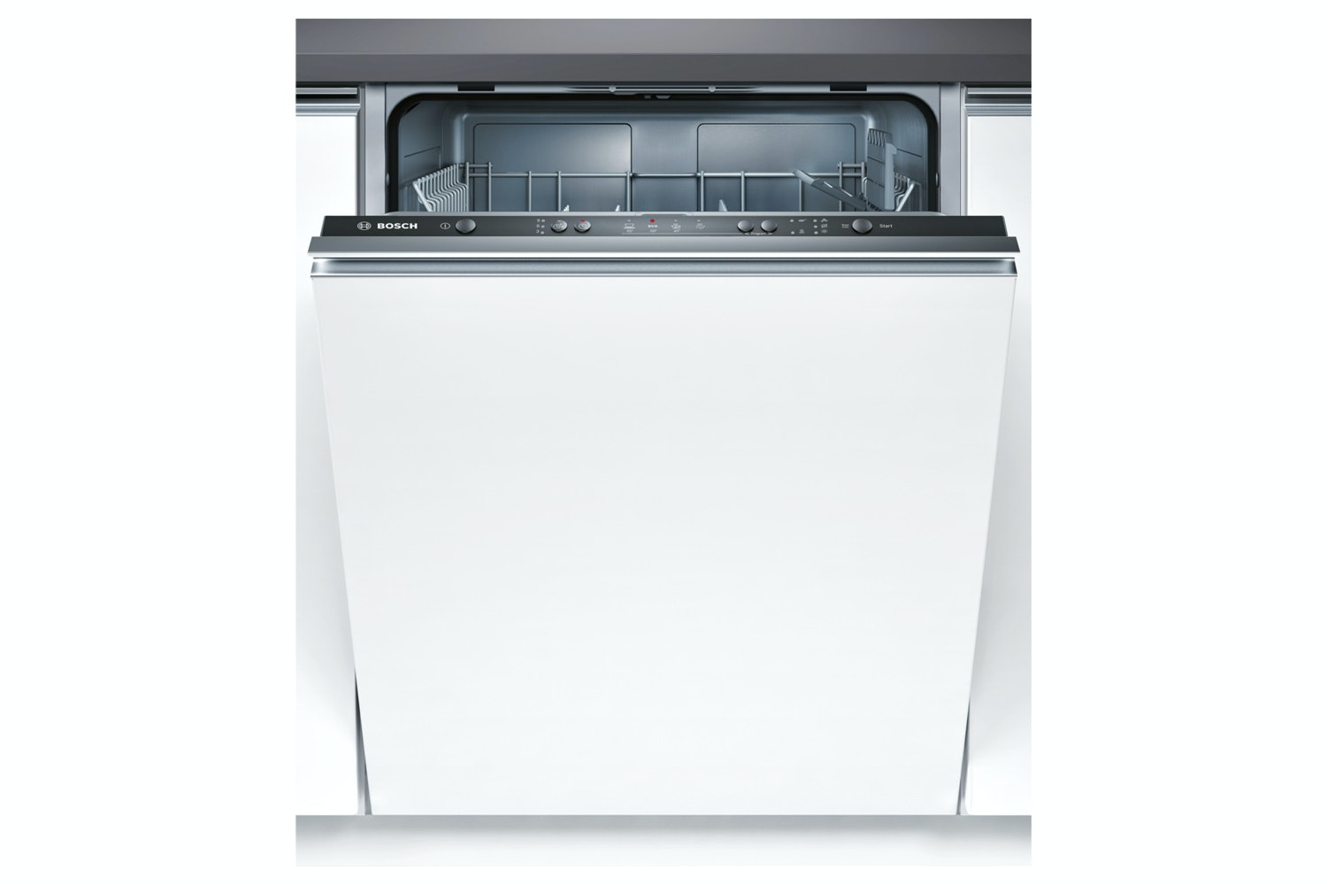 Bosch integrated dishwasher