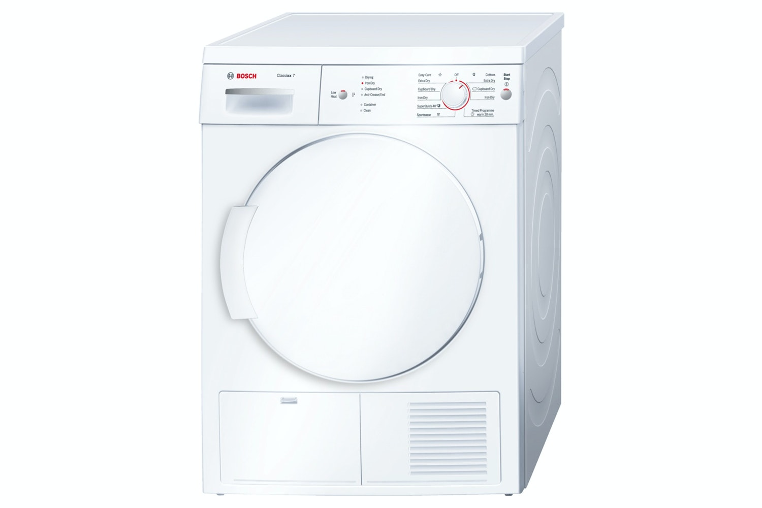 Bosch 7kg Condenser Tumble Dryer | WTE84106GB