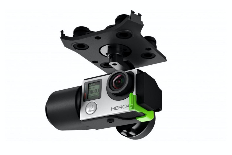 3DR Gimbal Drone