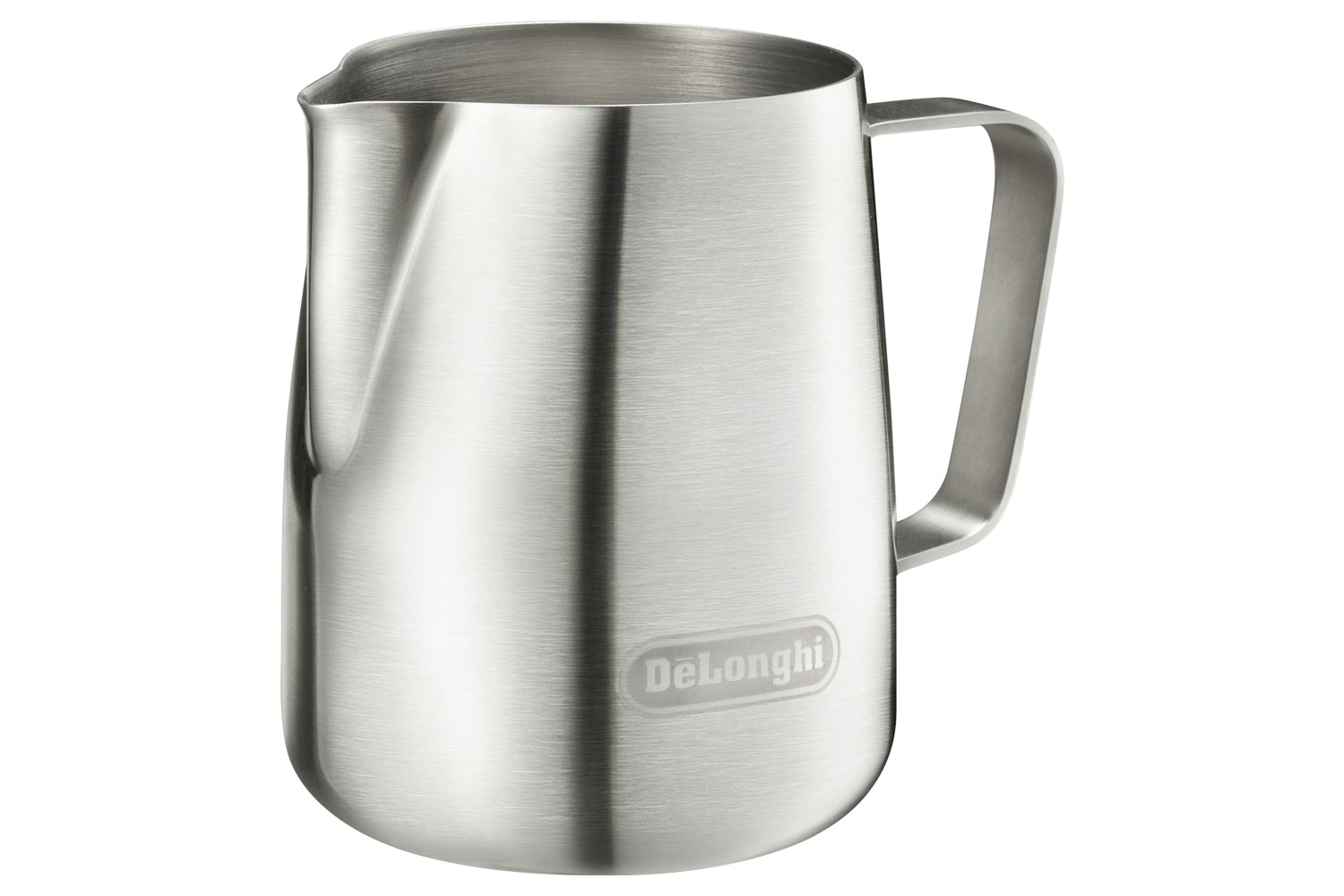 DeLonghi Milk Frothing Jug | Silver