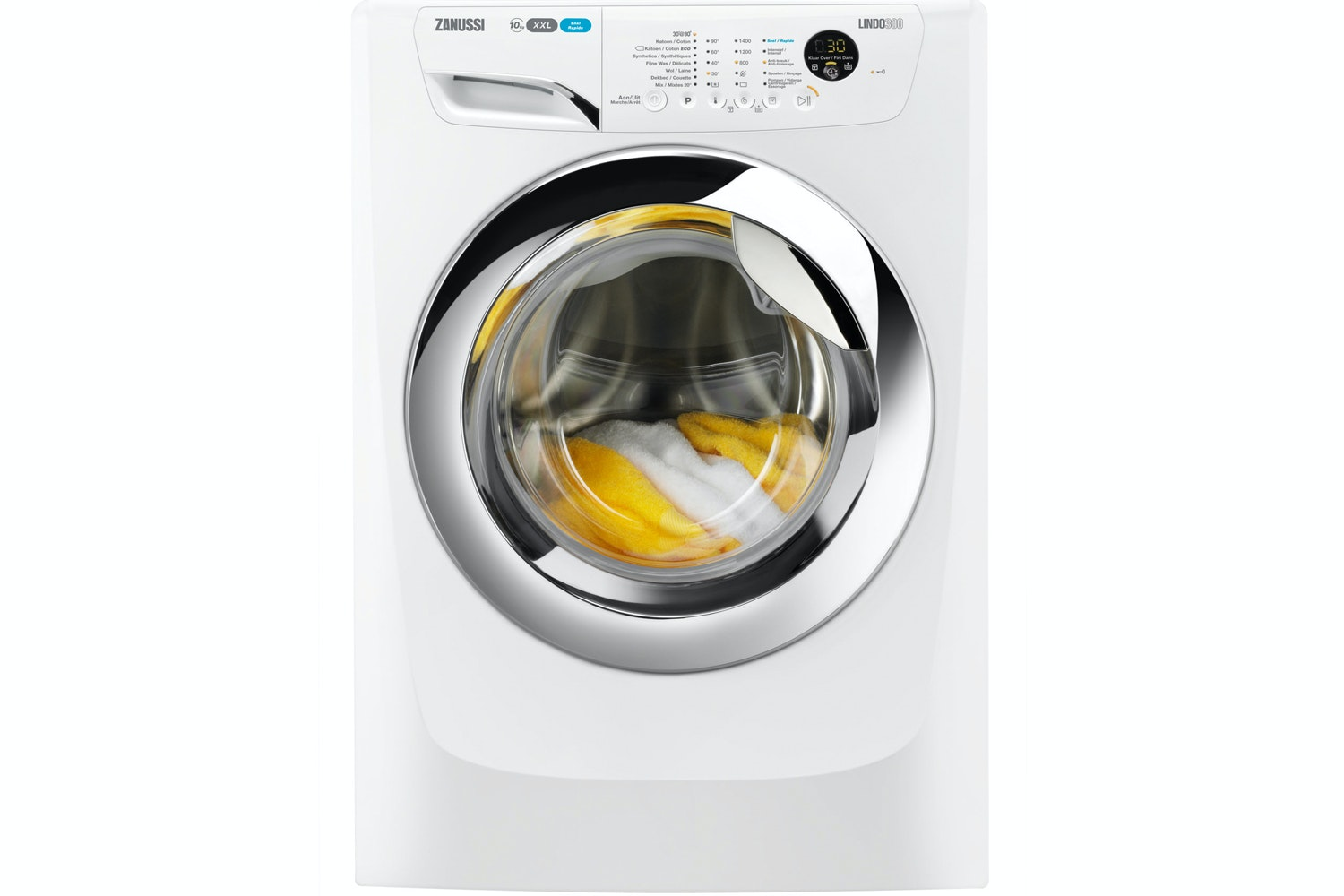 Zanussi 10Kg Freestanding Washing Machine | ZWF01483WH