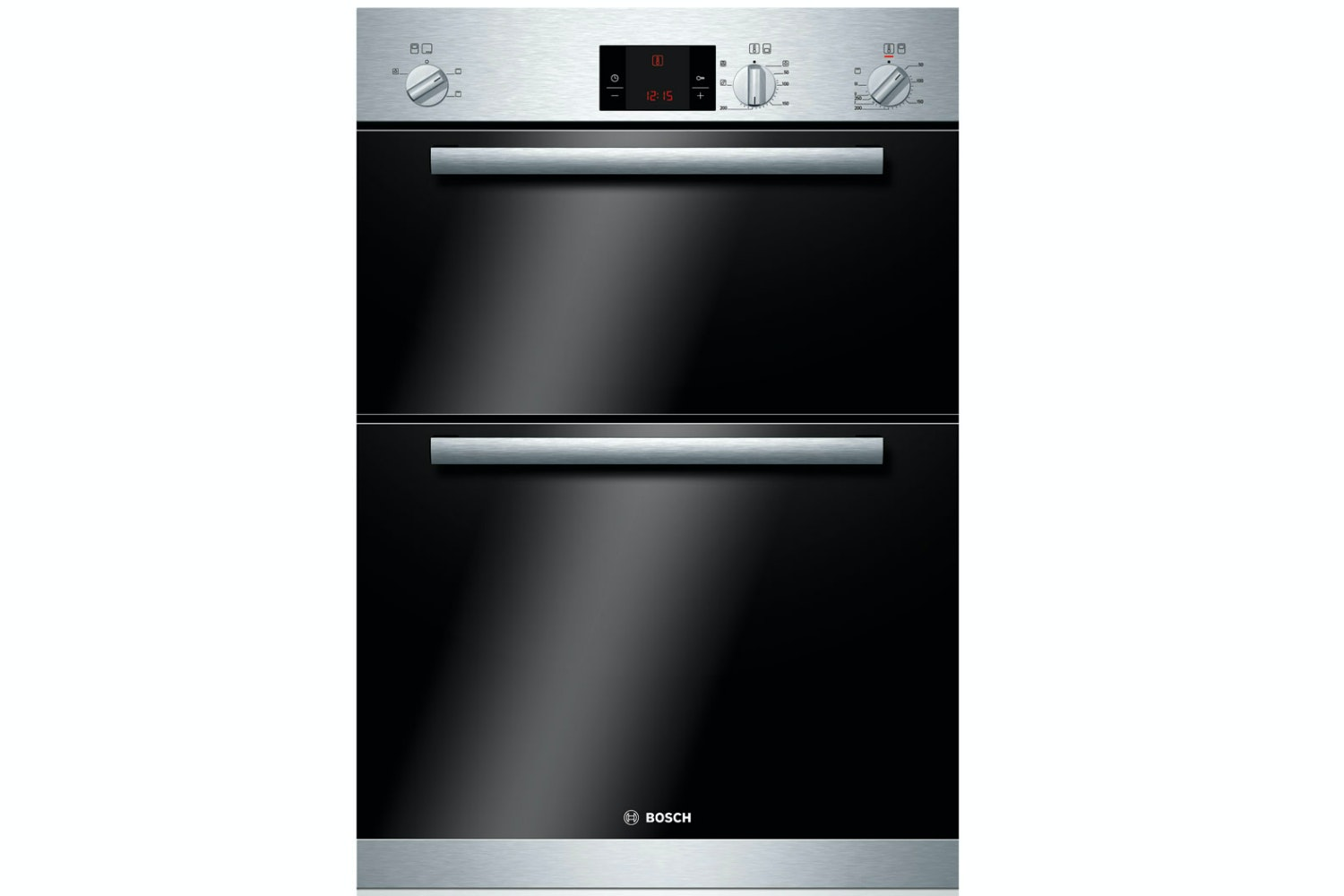 bosch stainless double oven hbm13b151b