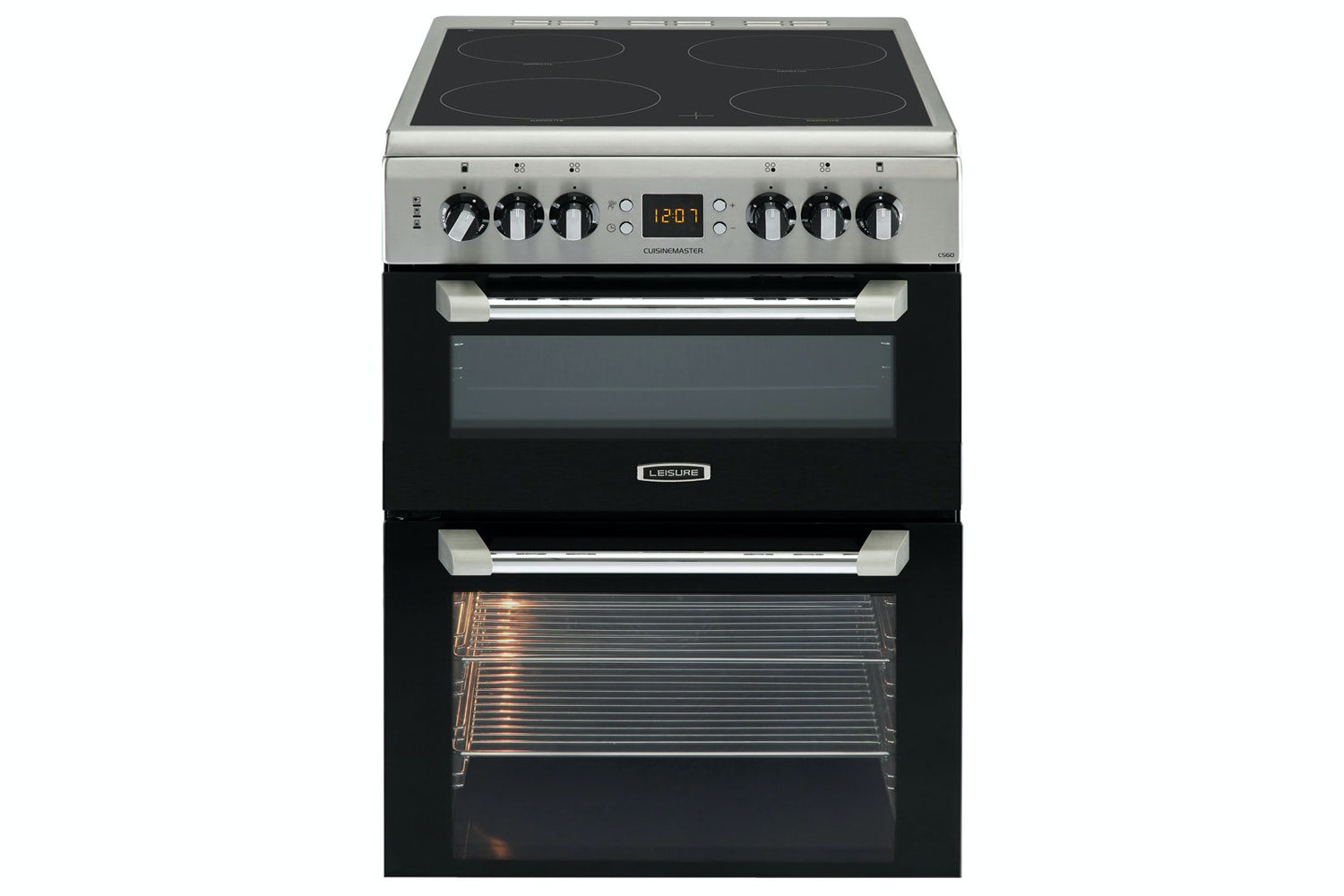 Leisure 60cm Cuisinemaster Electric Cooker | CS60CRX