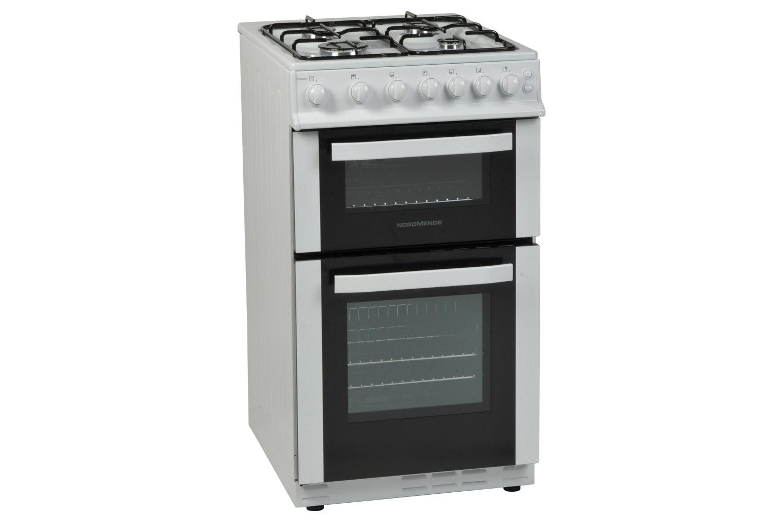 Nordmende Freestanding Cooker 50cm | CTG50WH