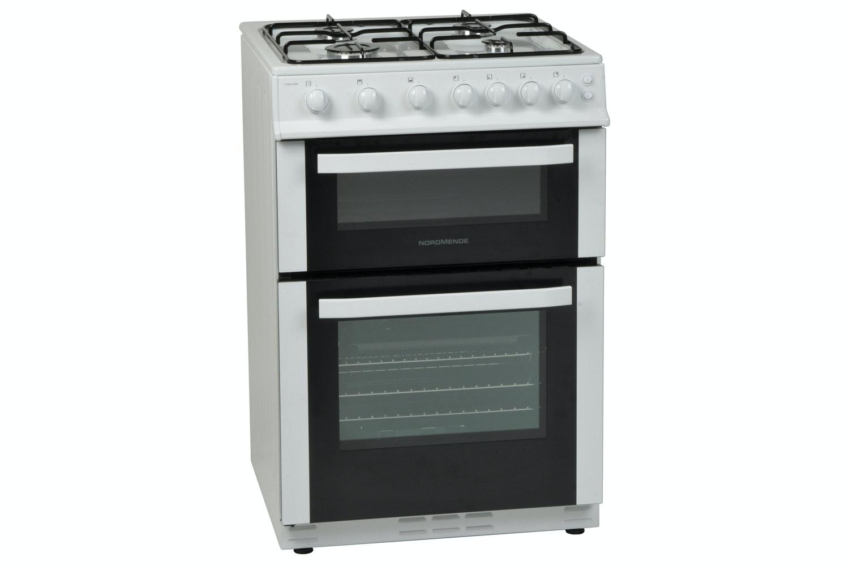 Nordmende 60Cm Gas Cooker  CTG60LPGWH