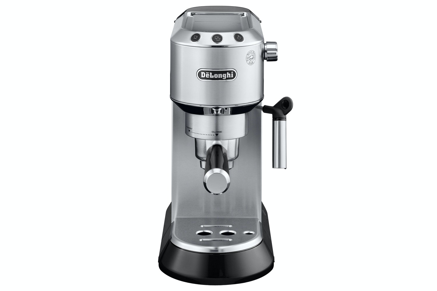 Delonghi Dedica Stainless Steel Coffee Maker  EC680.M