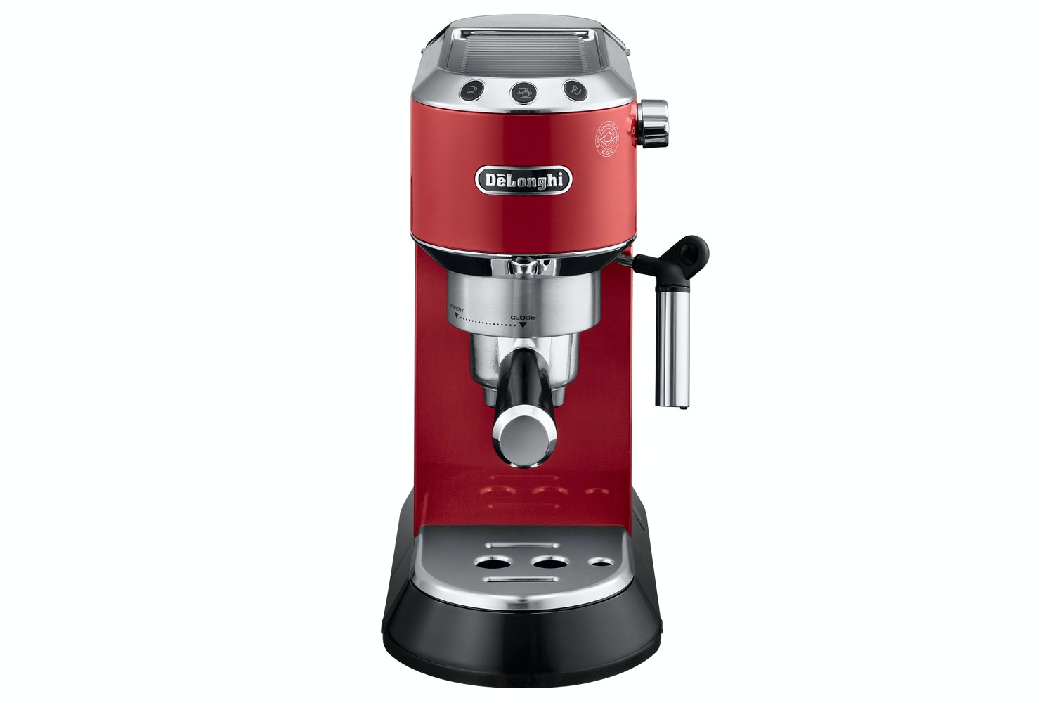 Delonghi Dedica Red Coffee Maker  EC680.R