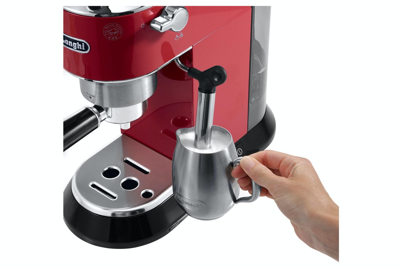 Delonghi Dedica Red Coffee Maker   EC680.R