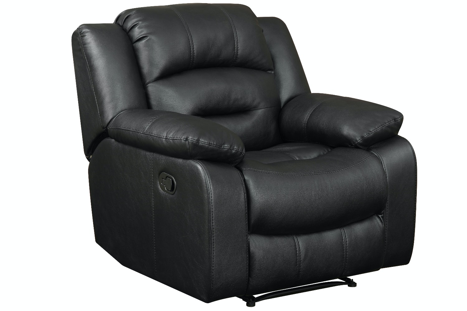 Delicieux Hunter Recliner Chair | Black