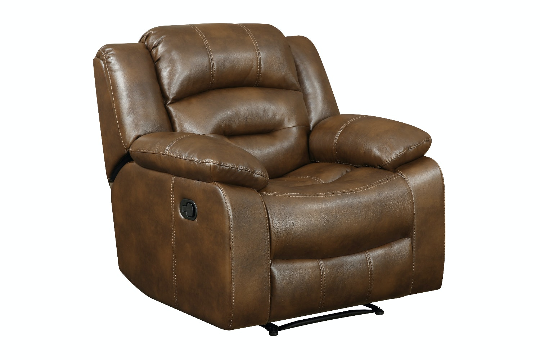 Hunter Recliner Chair | Tan