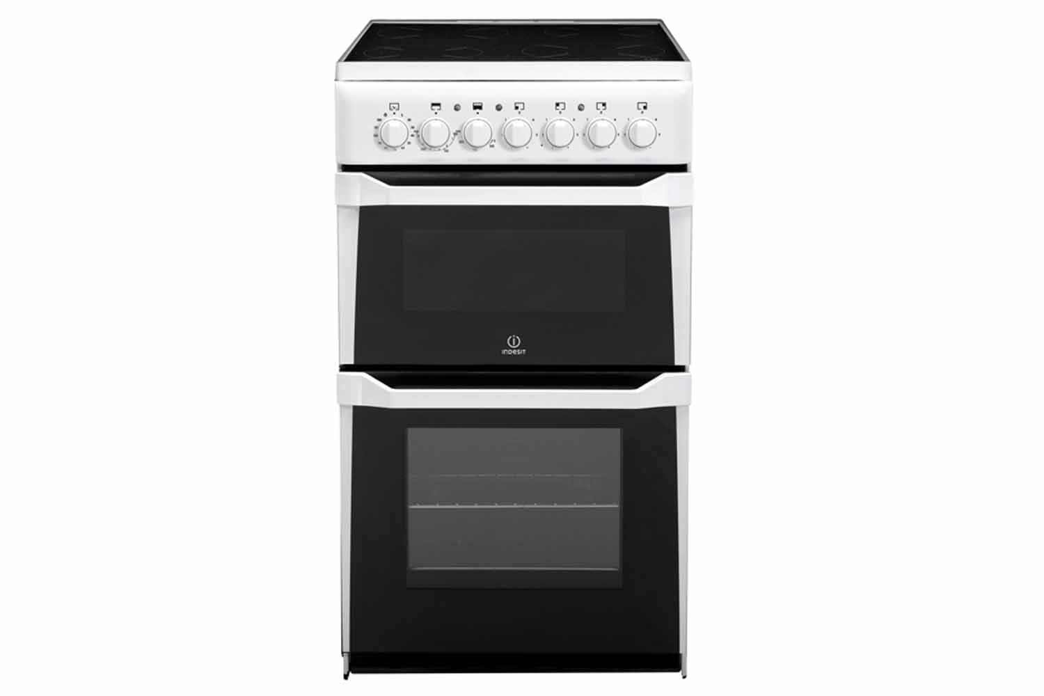 Indesit 50cm Electric Cooker IT50CW
