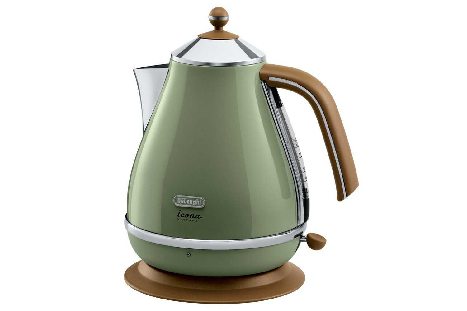 DeLonghi Vintage Kettle | Green