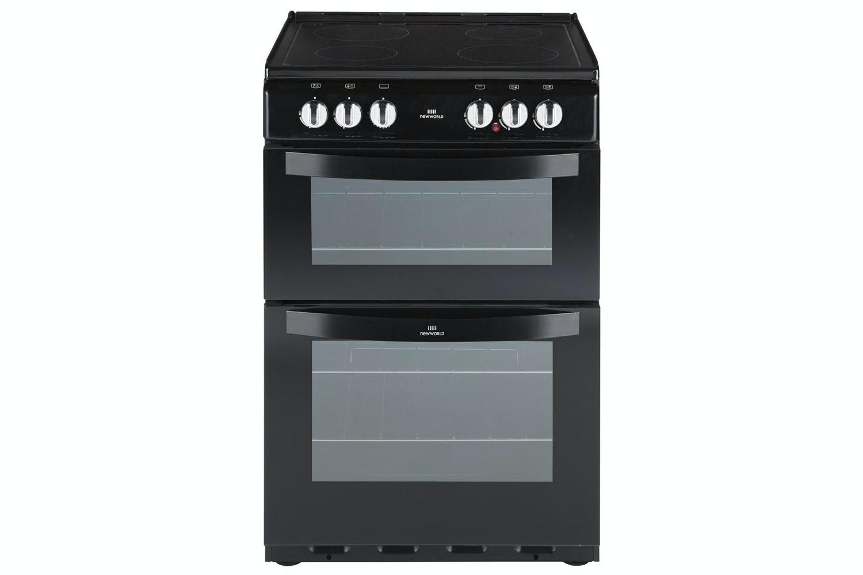 New World 55cm Freestanding Cooker