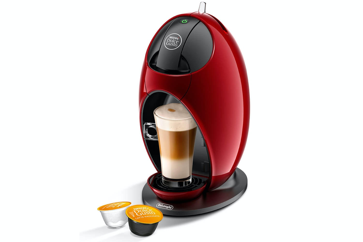 DeLonghi Jovia Dolce Gusto Machine | Red