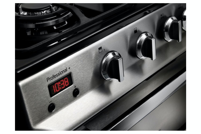 Rangemaster Pro Plus Gas Cooker | PROP60NGFSS/C