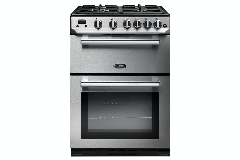 Rangemaster Professional Plus Gas Cooker   PROP60NGFSS/C