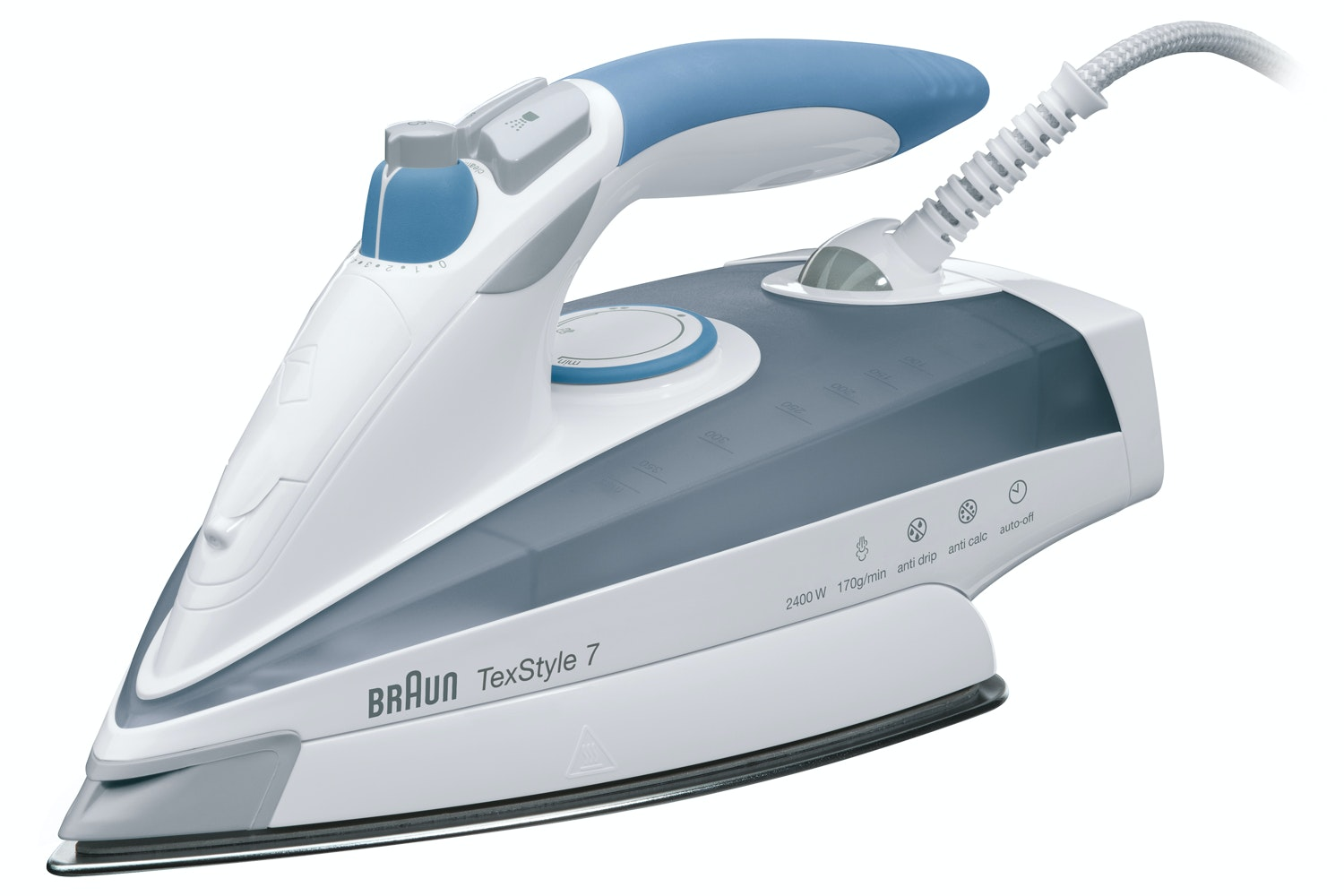 Braun 2400W Texstyle 7 Steam Iron | TS765A