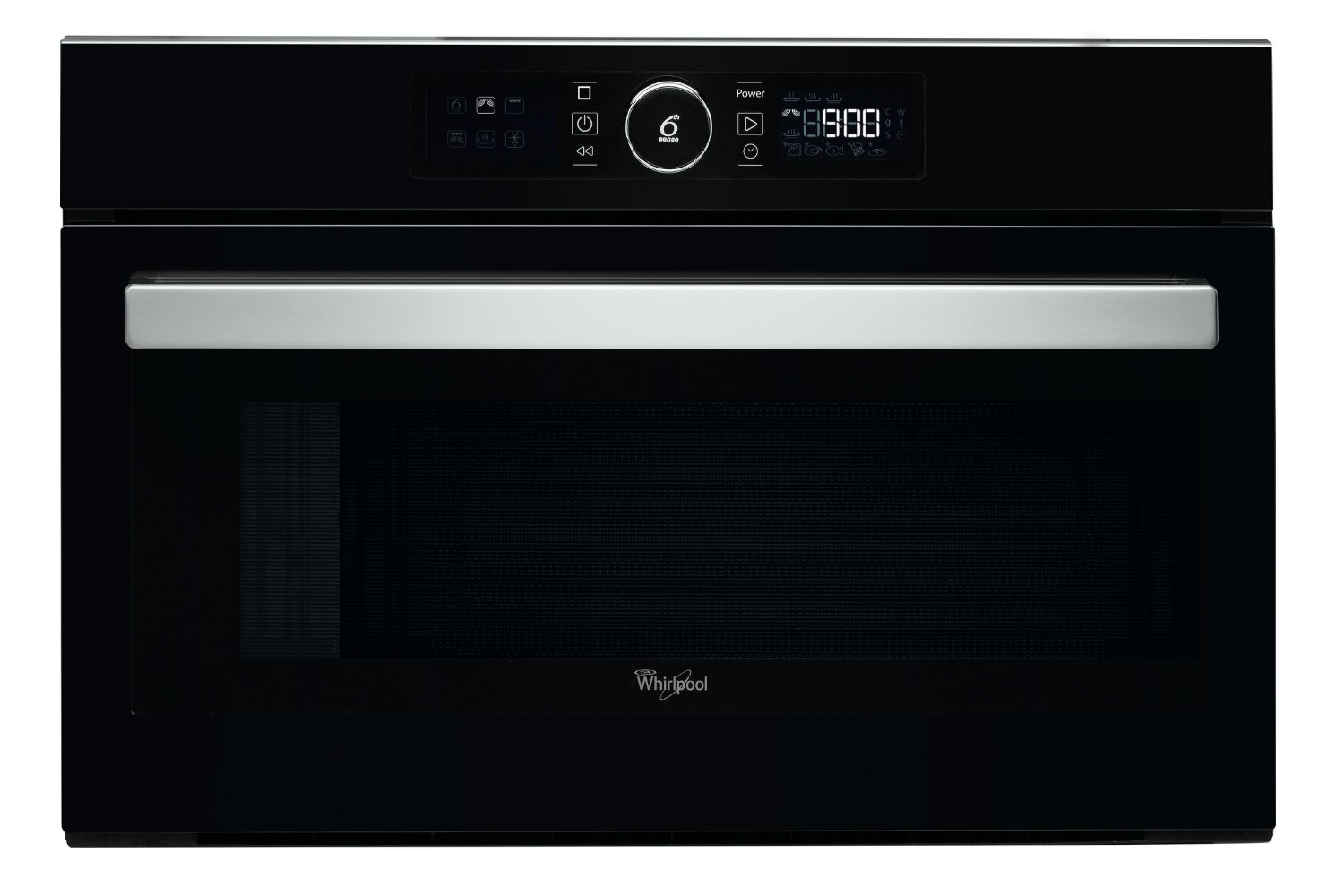 Whirlpool 31L 1000W Built In Microwave | Black