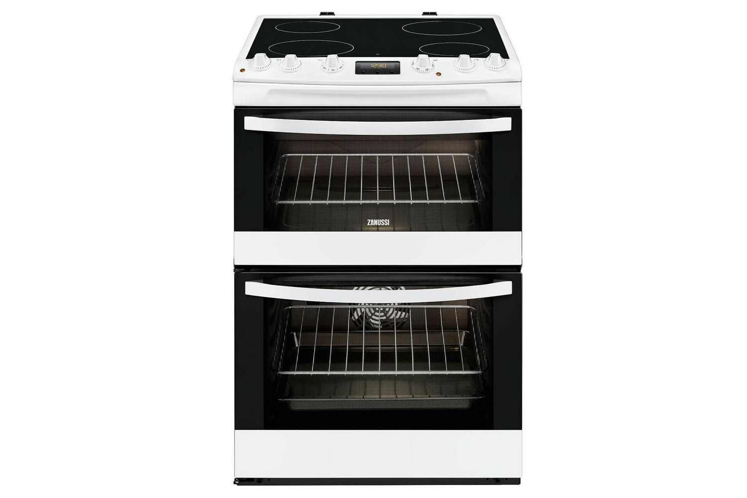 Zanussi 60cm Electric Cooker | ZCV68300WA