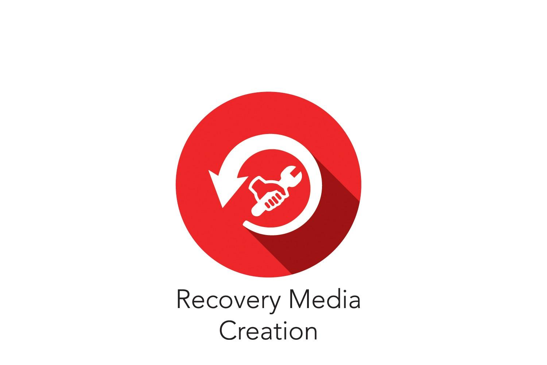 LoveTech | Create Restore Discs