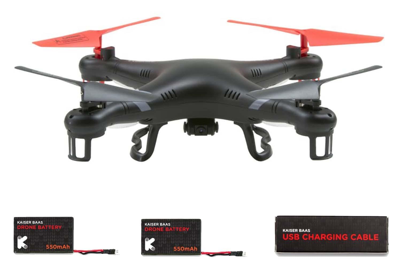 Kaiser Baas Alpha Drone Plus Double battery pack bundle