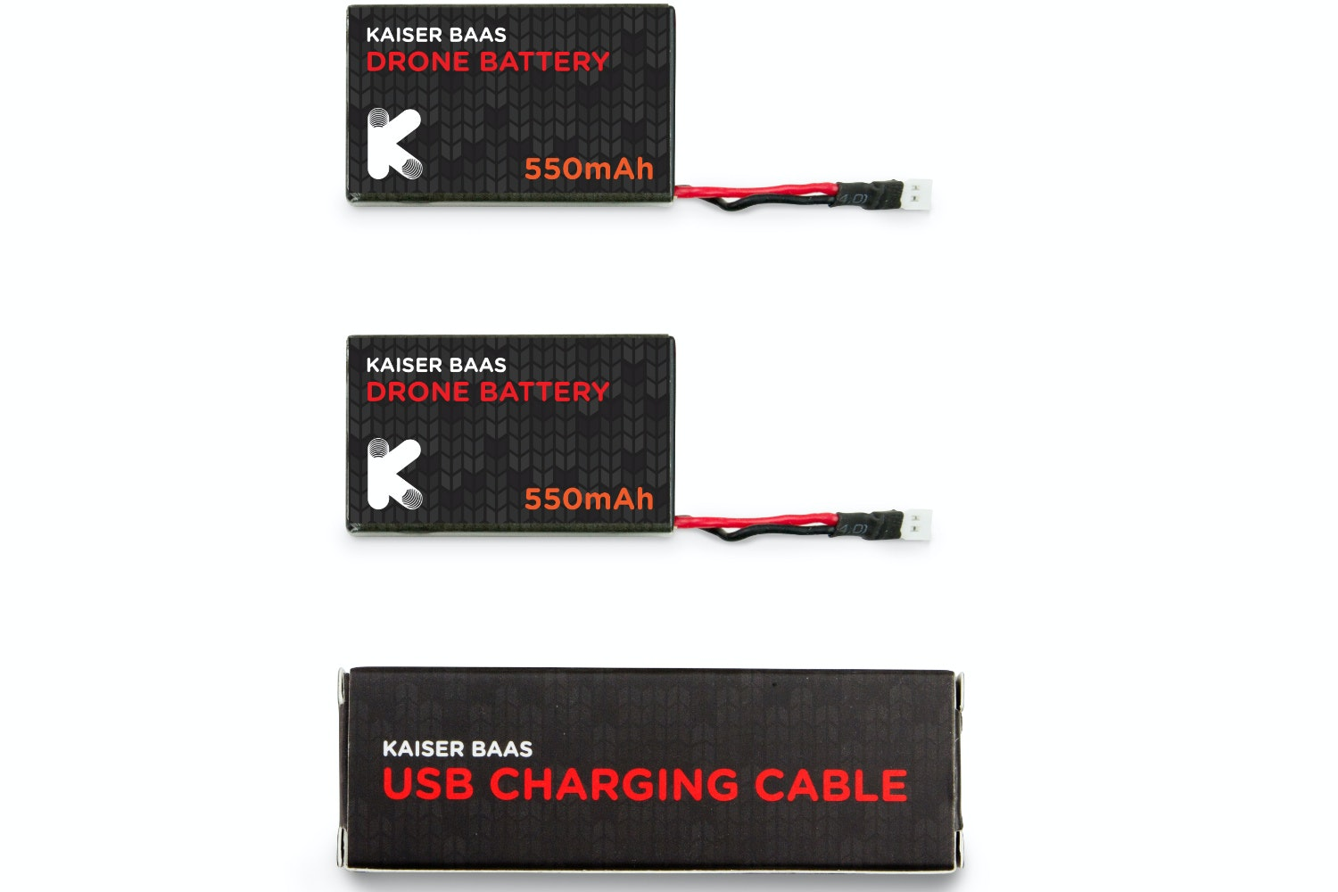 Kaiser Baas Alpha Drone Double Battery