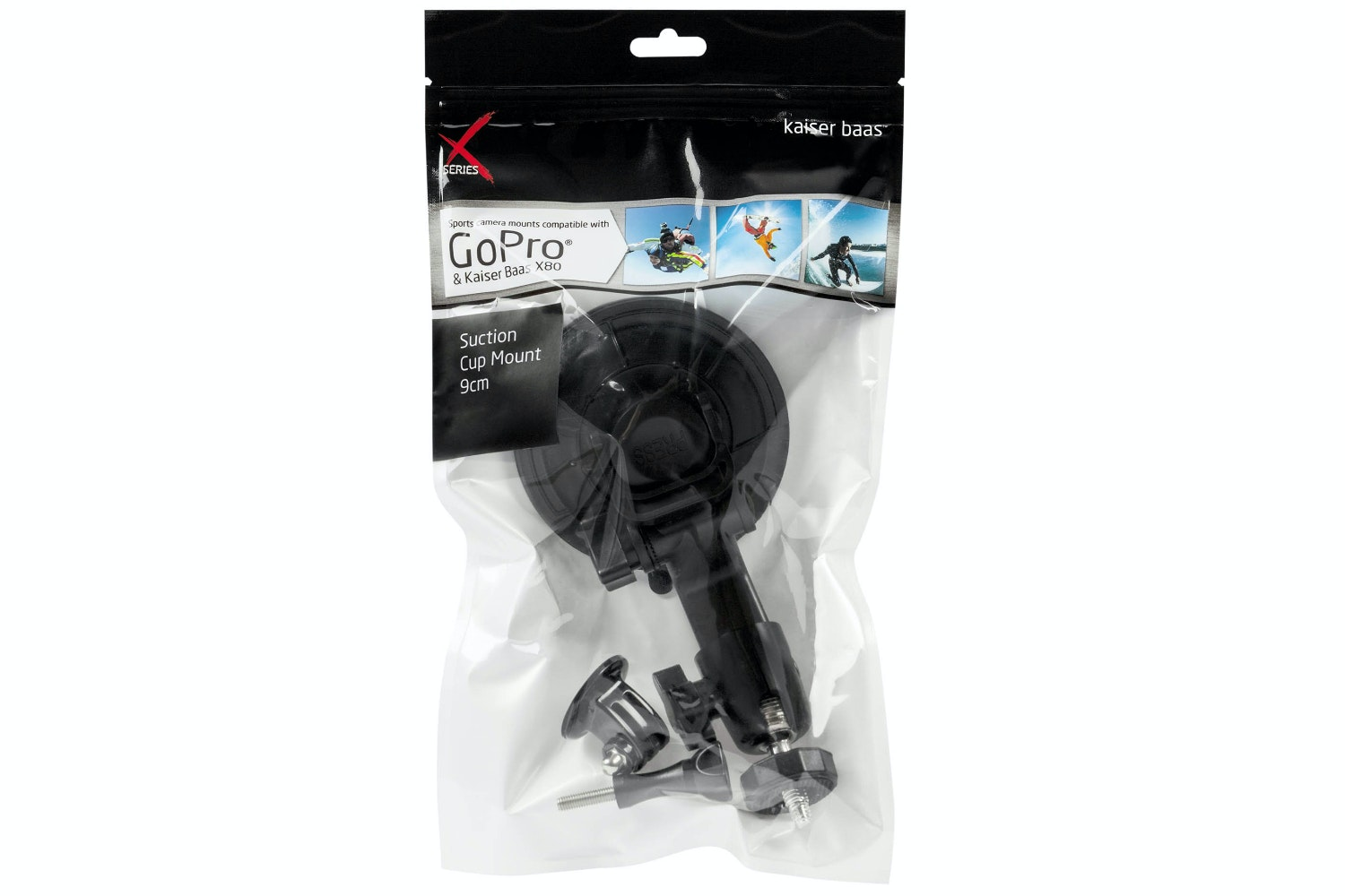 Kaiser Baas Suction Cup Mount | 9cm