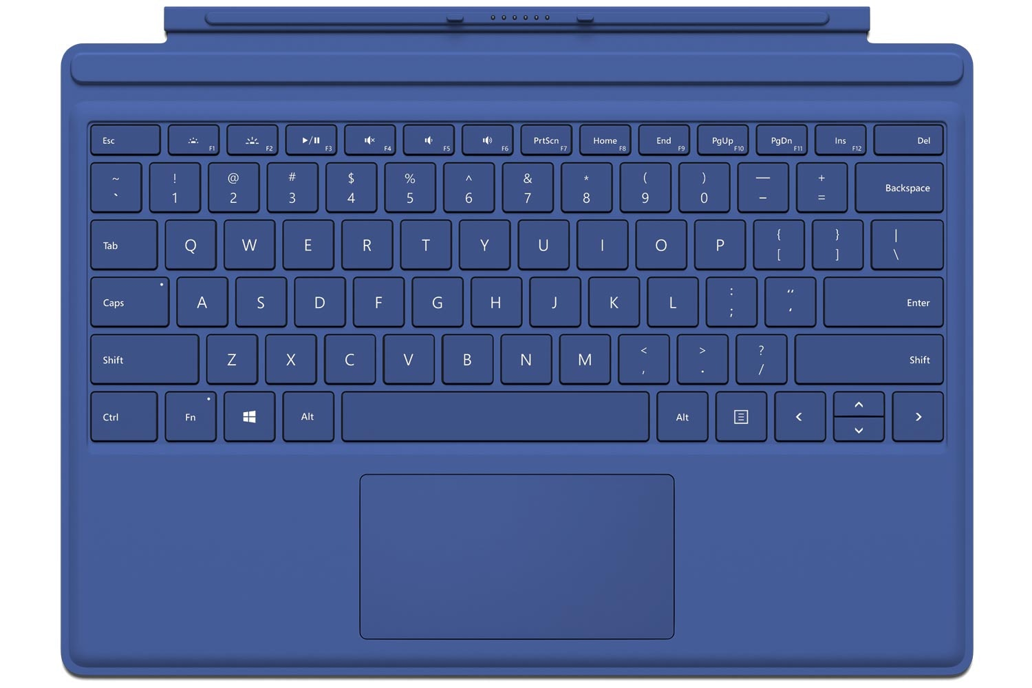 Surface Pro 4 | Type Cover | Blue