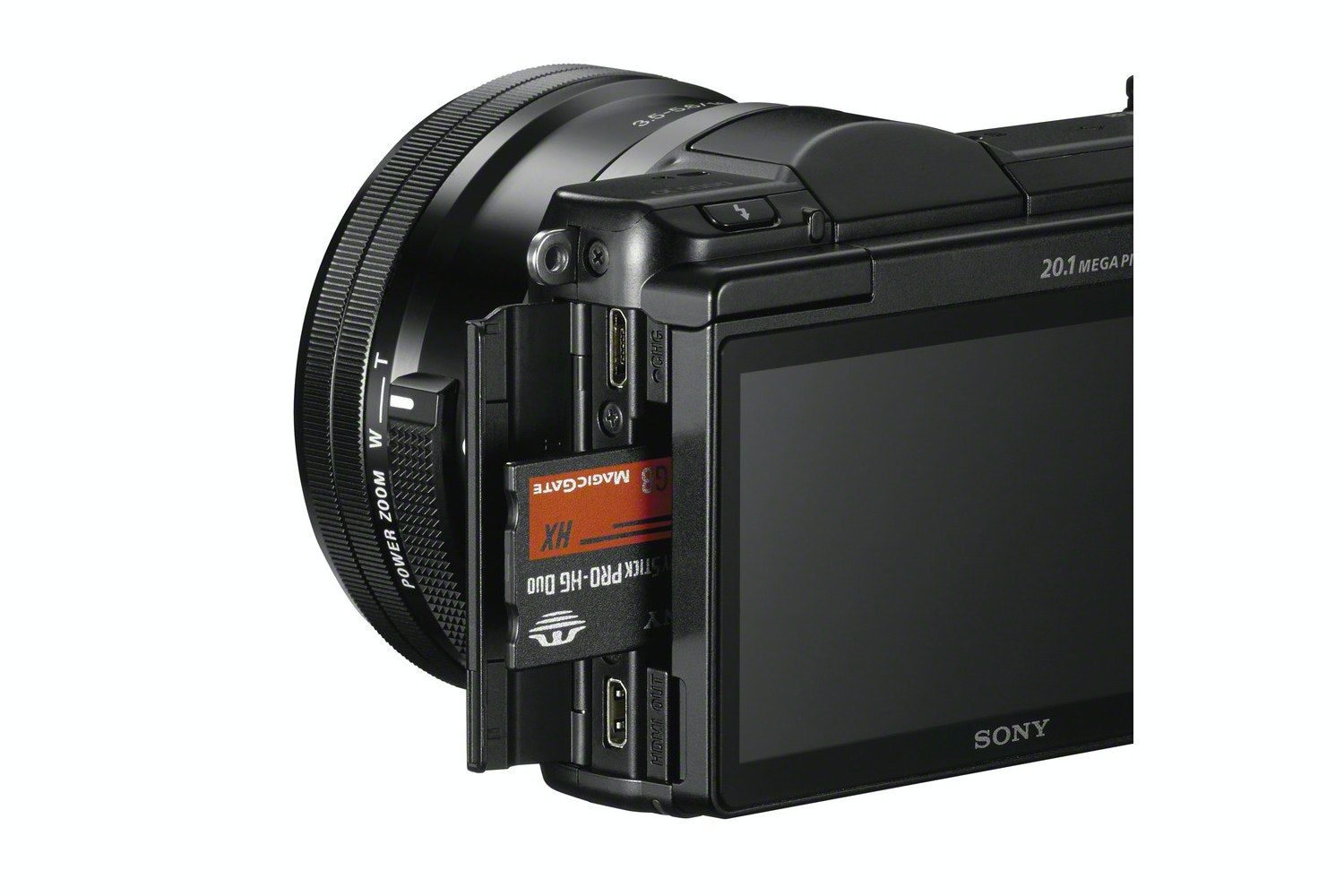 Sony Alpha a5000 Mirrorless Camera | Black