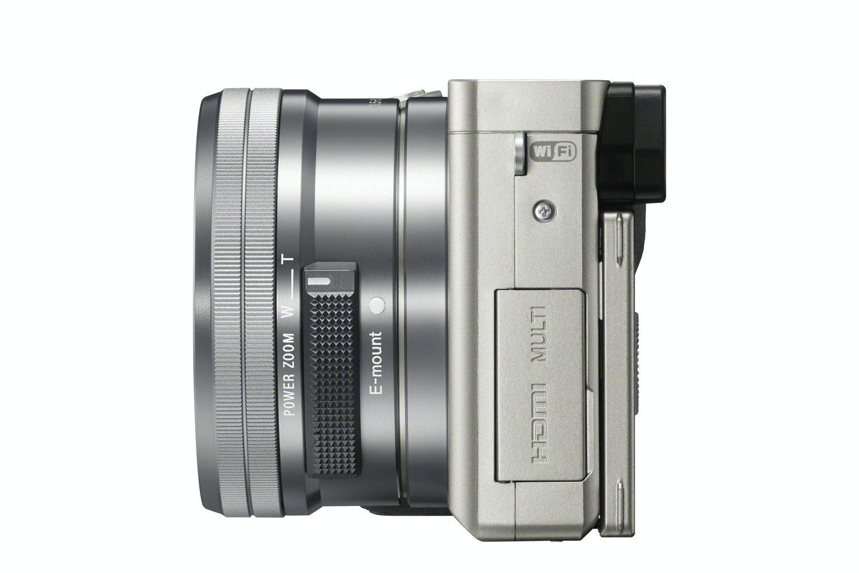 Sony Digital Camera | a6000 Silver