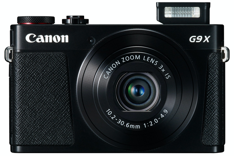 Canon Powershot G9 X Digital Camera | Black