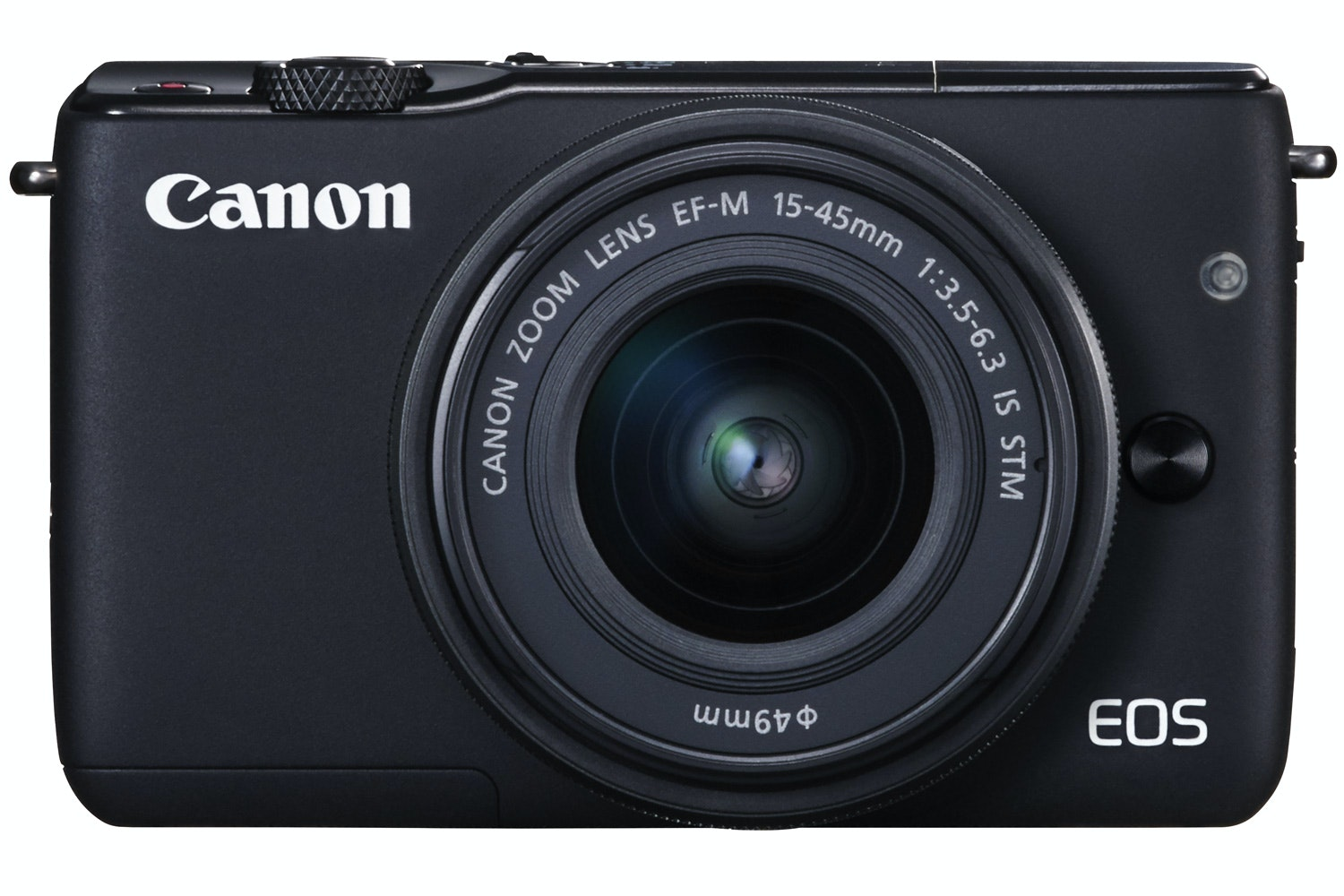 Canon EOS M10 & 15-45MM EF-M LENS | Black