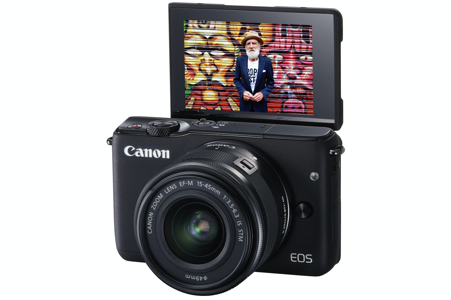 Image result for Canon EOS M10